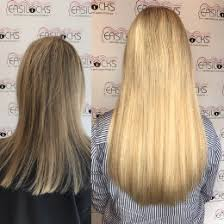 easilocks hair extensions before and after easilocks hair extensions