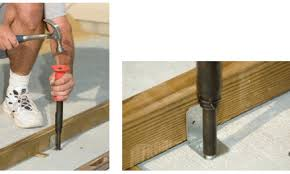 How To Build A Wood Awning Over A Deck Diy Steps For Building A Deck Over A Patio Slab The Low Down On