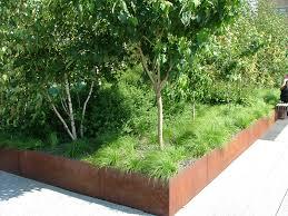 Landscape Edging Metal by Best 20 Steel Landscape Edging Ideas On Pinterest Steel Garden