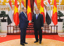 Number Of Cabinet Members Sisi Visits China And Vietnam Sis