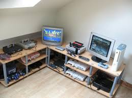My Awesome Gaming Setup 2014 Youtube by Best 25 Video Game Heaven Ideas On Pinterest Video Man Dream