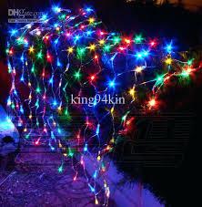 Led Light Curtain Mesmerizing Lights Led L Led Net Lights Curtain