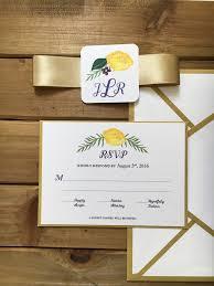 tootsie u0026 marie u2013 tuscan lemon wedding invitations
