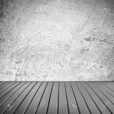 black wall texture white interior grunge wall texture background and old wooden