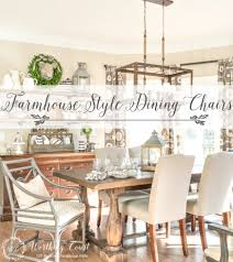 Farm House Dining Chairs Get Ready For Entertaining 12 Affordable Farmhouse