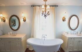 Bath Chandelier Dos And Donts This Old House - Bathroom chandelier