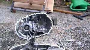 honda jazz u0026 fit gearbox autopsy youtube