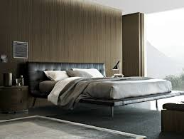 Modern Double Bed Designs Images Double Bed With Upholstered Headboard Onda By Poliform Design