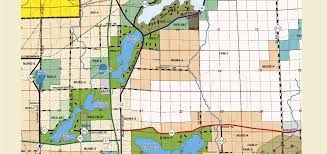 Mn Highway Map County Zoning And Information