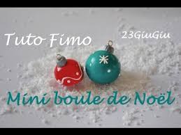 polymer clay tutorial christmas tree miniature ornaments polymer