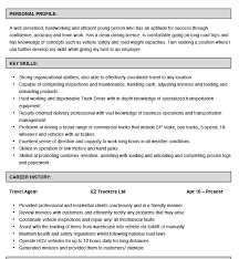 Delivery Driver Resume Example by 100 Ez Resume Truck Driving Resume U2013 Resume Examples Ez