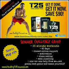 Healthy Fit And Focused T25 Week 3 Update And Clean Eating Meal