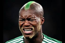 football hairstyles bizarre hairstyles in football
