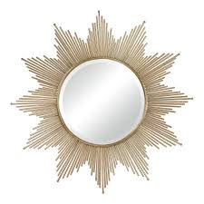 starburst wall mirror design by lazy susan u2013 burke decor
