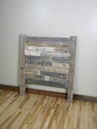 diy rustic palette headboard u2013 craftbnb