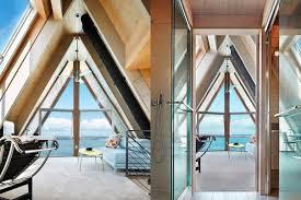 a frame home interiors a frame home stairs and windows decor decor crave