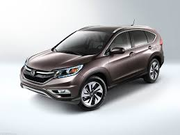 2015 honda cr v revealed with more torque more tech and new