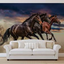 horse pony wall paper mural buy at europosters horse pony wallpaper mural