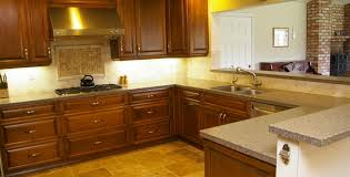 Kitchen Countertops Different Types Awesome Countertop Kitchen - Different kinds of kitchen cabinets
