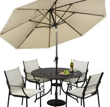 lovely patio furniture umbrella outdoor remodel inspiration tips
