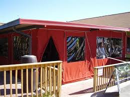 Charlotte Tent And Awning Fabric Curtain Walls And Drop Shades