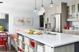 kitchen island shelves fabulously cool large kitchen islands with seating and storage