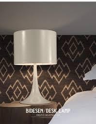 creative bedroom bedside table lamp nordic study desk light