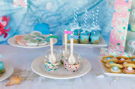 guppies birthday party guppies the sea party planning ideas supplies idea