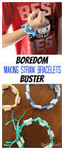 straw bracelet craft inspired by disney channel u0027s andi mack fun