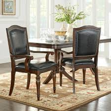 Parson Chairs Set Of 2 Tufted Dining Chairs Moda Opus Harlow Coaster Parson In