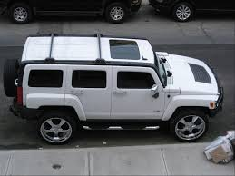 jeep hummer matte black hummer h3 blown to bits completely out of the blue