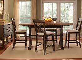 Raymour And Flanigan Dining Room Wexford Casual Dining Collection Design Tips U0026 Ideas Raymour
