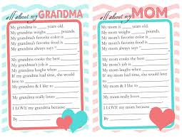 mother u0027s day printables page 2 of 2 hilarious holidays and craft