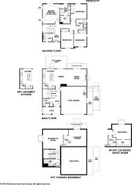 Richmond American Floor Plans Richmond American Homes Traditions Frost 1195278 Aurora Co