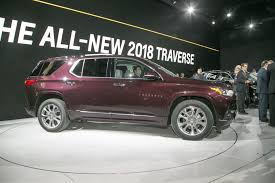 Traverse Interior Dimensions New 2018 Chevrolet Traverse Specs Spy Shoot 2018 Car Review