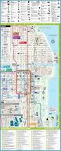 Map Chicago Metro by Chicago Map Tourist Attractions Travel Map Vacations