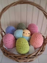 Easter Decorations Crochet by 26 Best Easter Crochet Ideas Images On Pinterest Crochet Ideas