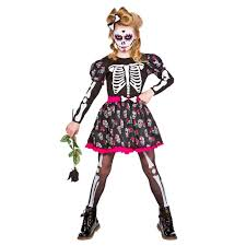 day of the dead halloween costumes new kids day of the dead