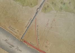 8th Ward New Orleans Map by Walking The Battlefields The Battle Of New Orleans 1815