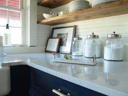 the big reveal kitchen before and after open shelving cabinets