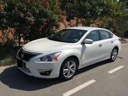 nissan altima 2013 in uae nissan altima 2013 sv 100 bank finance zero down payment gcc