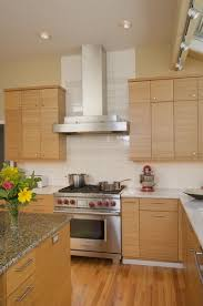 Bamboo Kitchen Cabinets Honey Colored Kitchen Cabinets Wholesale Spice All Wood Maple