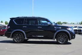 nissan armada used 2017 certified pre owned 2017 nissan armada platinum sport utility in