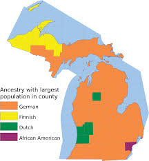 Map Of Michigan And Canada by 18 Historic And Not So Historic Maps Of Michigan