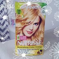 Light Golden Blonde Hair Color Garnier Nutrisse Hair Color Honey Butter Light Golden Blonde 93