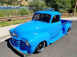 Classic Chevrolet Trucks By Year - 1953 chevrolet 3100 for sale on classiccars com 18 available