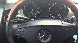 How To Reset A Clock On A Mercedes Benz R350 251 Chassis Youtube