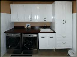 Laundry Room Cabinets With Sinks Utility Room Cabinet Small Utility Room With Grey Fitted Cabinets
