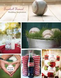 baseball themed wedding baseball themed wedding inspiration board linentablecloth