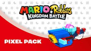 mario rabbids kingdom battle nintendo switch nintendo game